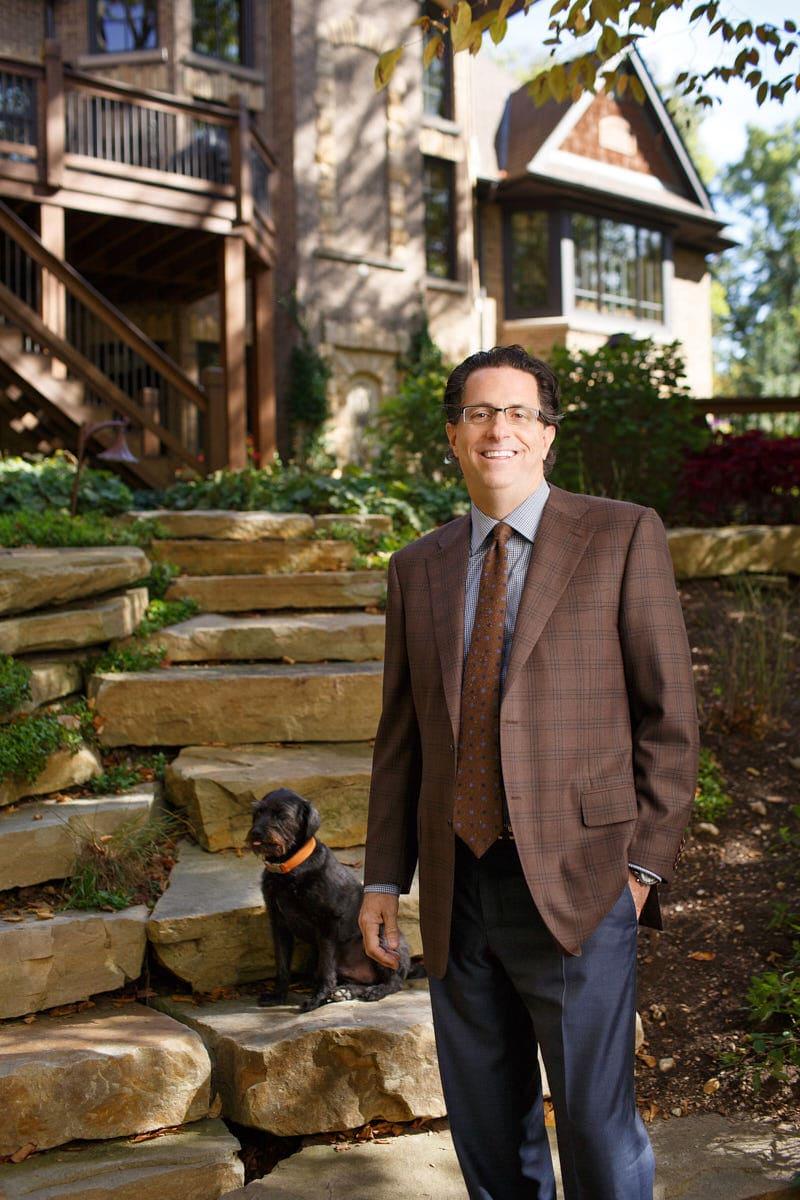 024 Corporate Outdoor Portrait